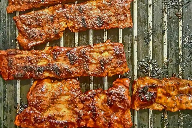Seitan BBQ Ribs (Vegan) Recipe